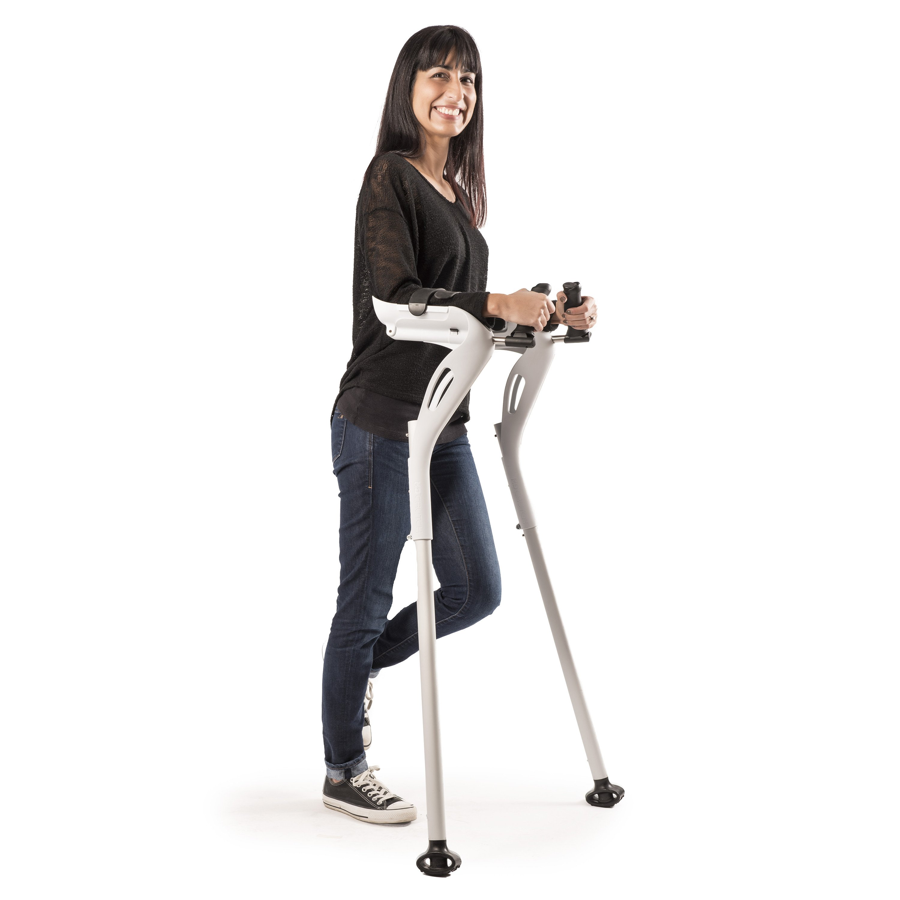 Mobility+Designed | More comfort and less pain with the M+D Crutch